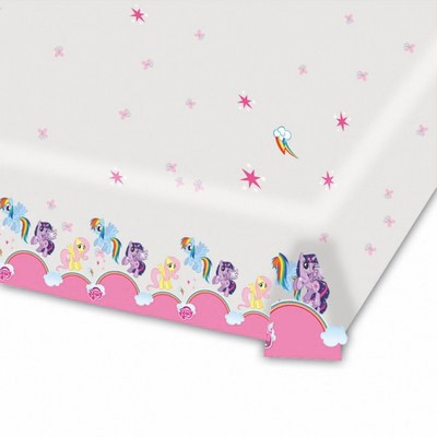 Tovaglia table cover * My Little Pony Rainbow
