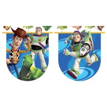 Filare 11 bandierine Toy Story 3 2.30m