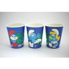 Bicchieri di carta The Smurfs Classic 250ml 8pz