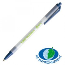 SCATOLA 50 PENNE A SFERA SCATTO ECOlutions NERO 1.0MM BIC