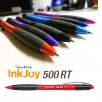 PENNA SFERA SCATTO InkJoy 500RT BLU 1.0MM PAPERMATE