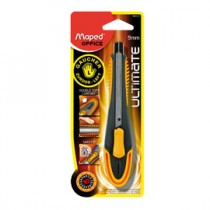 CUTTER ULTIMATE per mancini 18MM CON BLOCCO LAMA