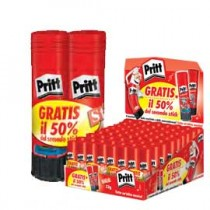DISPLAY 36 BIPACK COLLA PRITT STICK 22GRx2 1885791
