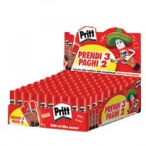 DISPLAY 100 COLLA PRITT STICK 11gr (prendi 3 paghi 2) 1885792
