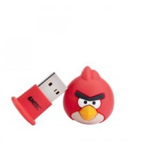 FLASH DRIVE A100 4GB ANGRY RED BIRD
