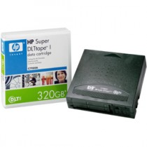 CARTUCCIA DATI HP SUPER SDLTTAPE 1 220/320GB